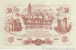 50 Centimes FRANCE régionalisme et divers Périgueux 1920 JP.098.25 pr.NEUF