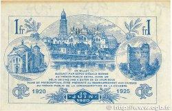 1 Franc FRANCE régionalisme et divers Périgueux 1920 JP.098.26 TTB+