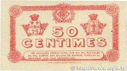50 Centimes FRANCE régionalisme et divers Perpignan 1915 JP.100.05 TTB+