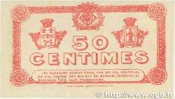 50 Centimes FRANCE régionalisme et divers PERPIGNAN 1915 JP.100.05 TTB