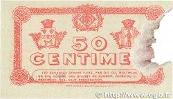 50 Centimes FRANCE régionalisme et divers Perpignan 1915 JP.100.05 B