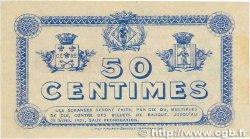 50 Centimes FRANCE régionalisme et divers Perpignan 1916 JP.100.14 TTB+