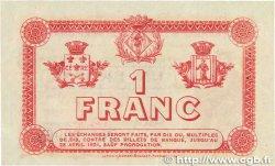 1 Franc FRANCE régionalisme et divers PERPIGNAN 1916 JP.100.17 TTB+