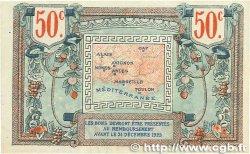 50 Centimes FRANCE régionalisme et divers Alais, Arles, Avignon, Gap, Marseille, Nîmes, Toulon 1918 JP.102.01 SUP+