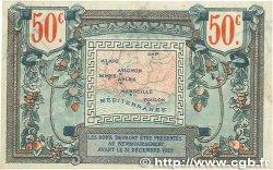 50 Centimes FRANCE régionalisme et divers ALAIS, ARLES, AVIGNON, GAP, MARSEILLE, NÎMES, TOULON 1918 JP.102.01 TTB+