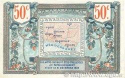 50 Centimes FRANCE régionalisme et divers ALAIS, ARLES, AVIGNON, GAP, MARSEILLE, NÎMES, TOULON 1918 JP.102.02