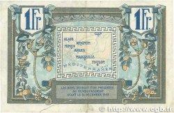 1 Franc FRANCE régionalisme et divers ALAIS, ARLES, AVIGNON, GAP, MARSEILLE, NÎMES, TOULON 1918 JP.102.04 TB
