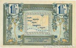 1 Franc FRANCE régionalisme et divers Alais, Arles, Avignon, Gap, Marseille, Nîmes, Toulon 1918 JP.102.04 TTB+