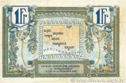 1 Franc FRANCE régionalisme et divers Alais, Arles, Avignon, Gap, Marseille, Nîmes, Toulon 1918 JP.102.04 SUP
