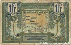 1 Franc FRANCE régionalisme et divers Alais, Arles, Avignon, Gap, Marseille, Nîmes, Toulon 1918 JP.102.12 B