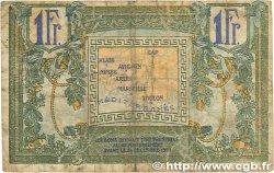 1 Franc FRANCE régionalisme et divers ALAIS, ARLES, AVIGNON, GAP, MARSEILLE, NÎMES, TOULON 1918 JP.102.18 B+