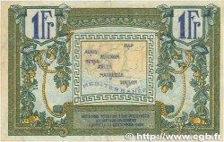 1 Franc FRANCE régionalisme et divers Alais, Arles, Avignon, Gap, Marseille, Nîmes, Toulon 1918 JP.102.18 TTB
