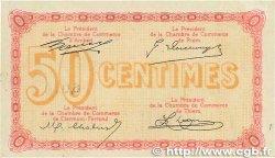 50 Centimes FRANCE régionalisme et divers PUY-DE-DÔME 1918 JP.103.01 TTB+