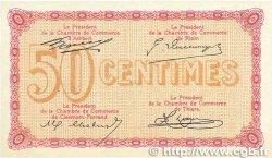 50 Centimes FRANCE régionalisme et divers Puy-De-Dôme 1918 JP.103.03 SUP