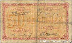 50 Centimes FRANCE régionalisme et divers Puy-De-Dôme 1918 JP.103.03 B+