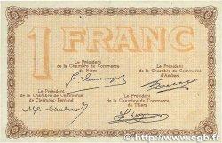1 Franc FRANCE régionalisme et divers Puy-De-Dôme 1918 JP.103.06 TTB+