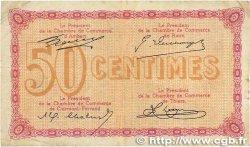 50 Centimes FRANCE régionalisme et divers Puy-De-Dôme 1918 JP.103.19 TB