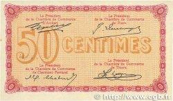 50 Centimes FRANCE régionalisme et divers PUY-DE-DÔME 1918 JP.103.19 SUP+
