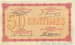 50 Centimes FRANCE régionalisme et divers Puy-De-Dôme 1918 JP.103.19 pr.NEUF