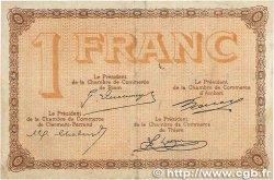 1 Franc FRANCE régionalisme et divers PUY-DE-DÔME 1918 JP.103.20