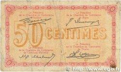 50 Centimes FRANCE régionalisme et divers PUY-DE-DÔME 1918 JP.103.22 B