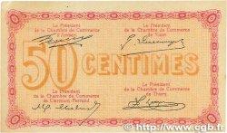 50 Centimes FRANCE régionalisme et divers Puy-De-Dôme 1918 JP.103.22 TTB