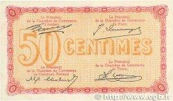 50 Centimes FRANCE régionalisme et divers PUY-DE-DÔME 1918 JP.103.22 SUP