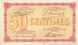 50 Centimes FRANCE régionalisme et divers PUY-DE-DÔME 1918 JP.103.23 TTB