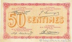 50 Centimes FRANCE régionalisme et divers Puy-De-Dôme 1918 JP.103.23 TTB+