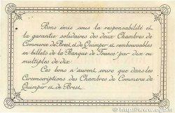 2 Francs FRANCE régionalisme et divers  1915 JP.104.03var. TTB+