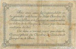1 Franc FRANCE régionalisme et divers QUIMPER et BREST 1922 JP.104.23 B