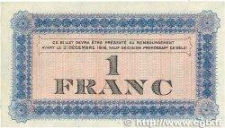 1 Franc FRANCE régionalisme et divers ROANNE 1915 JP.106.04 SPL