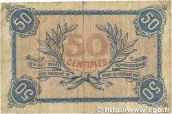 50 Centimes FRANCE régionalisme et divers Roanne 1915 JP.106.05 B