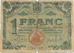 1 Franc FRANCE régionalisme et divers Rochefort-Sur-Mer 1915 JP.107.04 AB