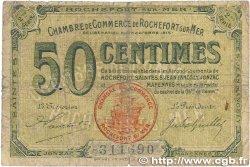 50 Centimes FRANCE régionalisme et divers ROCHEFORT-SUR-MER 1915 JP.107.07 B
