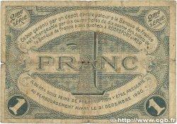 1 Franc FRANCE régionalisme et divers ROCHEFORT-SUR-MER 1915 JP.107.09 B