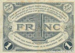 1 Franc FRANCE régionalisme et divers Rochefort-Sur-Mer 1915 JP.107.13 TB