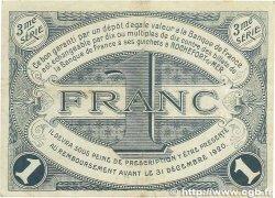 1 Franc FRANCE régionalisme et divers Rochefort-Sur-Mer 1915 JP.107.13 TTB