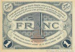 1 Franc FRANCE régionalisme et divers Rochefort-Sur-Mer 1915 JP.107.13 SUP