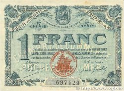 1 Franc  FRANCE regionalism and various Rochefort-Sur-Mer 1915 JP.107.16