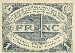 1 Franc FRANCE régionalisme et divers ROCHEFORT-SUR-MER 1915 JP.107.16 TTB+