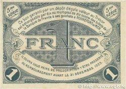 1 Franc FRANCE régionalisme et divers ROCHEFORT-SUR-MER 1920 JP.107.19 TTB