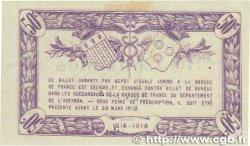 50 Centimes FRANCE régionalisme et divers RODEZ et MILLAU 1915 JP.108.01 TTB+