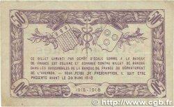 50 Centimes FRANCE régionalisme et divers Rodez et Millau 1915 JP.108.03 TB