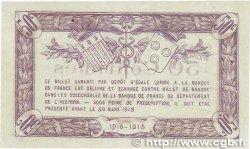 50 Centimes FRANCE régionalisme et divers Rodez et Millau 1915 JP.108.03 SUP