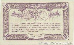 50 Centimes FRANCE régionalisme et divers Rodez et Millau 1915 JP.108.03 pr.NEUF
