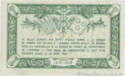 1 Franc FRANCE régionalisme et divers RODEZ et MILLAU 1915 JP.108.06 TTB