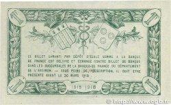 1 Franc FRANCE régionalisme et divers RODEZ et MILLAU 1915 JP.108.06 TTB+