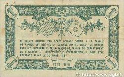 1 Franc FRANCE régionalisme et divers Rodez et Millau 1915 JP.108.09 TB