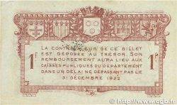 1 Franc FRANCE régionalisme et divers RODEZ et MILLAU 1917 JP.108.14 TTB